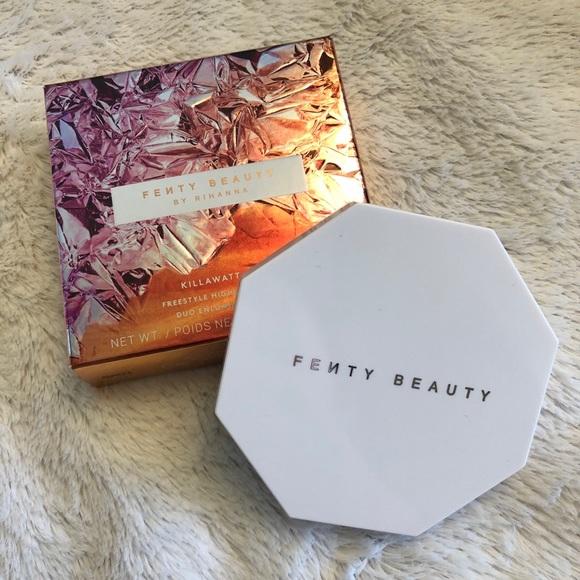 Fenty Beauty - Killawatt Foil Highlighter Duo